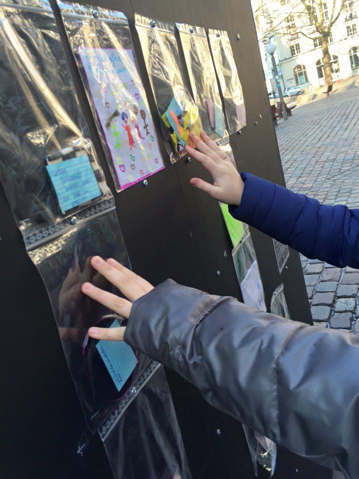 Foto ArtSharing Tauschautomat